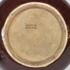 Denby 'Buttons' tobacco jar (base)