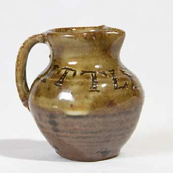 Miniature Wenford Bridge jug