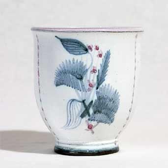 Jim Elliot Rye vase