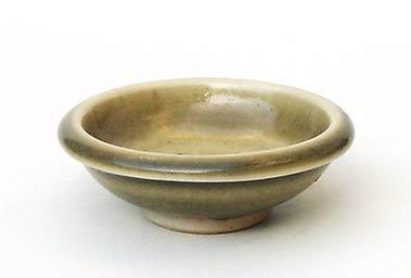 Small Leach porcelain dish