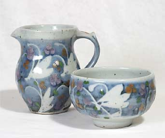 Frith jug and bowl