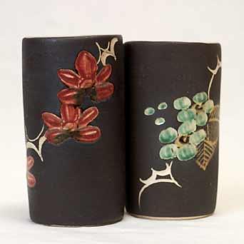 Marazion cylinder vases