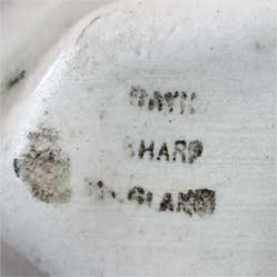 David Sharp rabbit II (mark)
