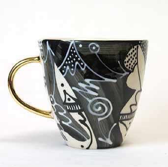 Mark Dally large mug II