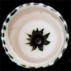 Celtic Folk goblet (inside)