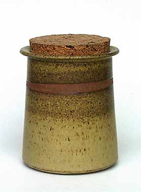 Tony Gant storage jar