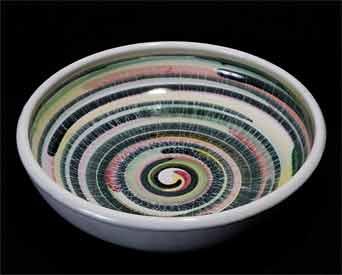 Rye fruit bowl