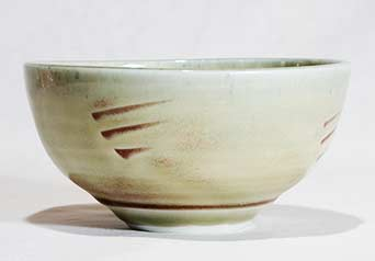 Nic Harrison porcelain bowl