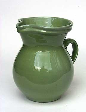 Green Brannam jug