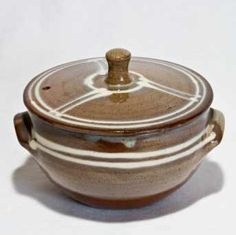 John Solly lidded bowl