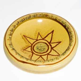 Unusual Gouda bowl