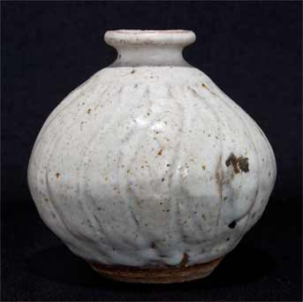 Pleydell-Bouverie stoneware vase