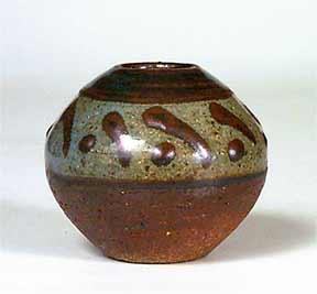 Little round pot
