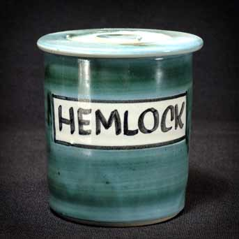 Briglin Hemlock jar