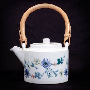 Rye teapot