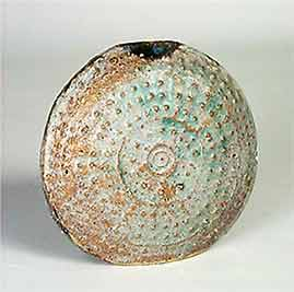 Round Wallwork vase