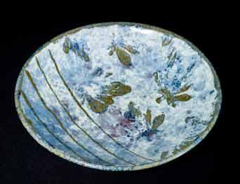 Oval Dartington dish