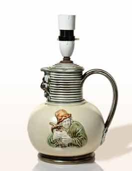 Denby Tally Ho lamp