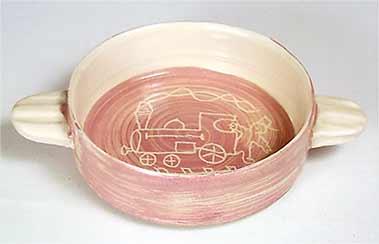 Unusual Leaper bowl
