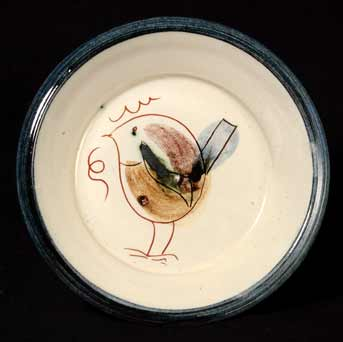 Mary Wondrausch sparrow dish