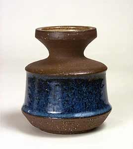 Michael Andersen bottle vase