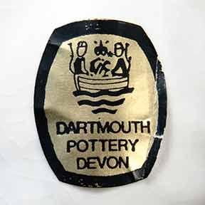 White Dartmouth gurgle fish (label)