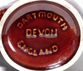 Brown Dartmouth gurgle fish (mark)