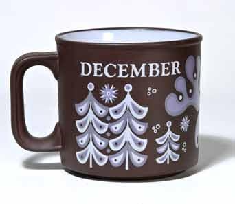 Kenneth Townsend Hornsea mug