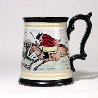 Glyn Colledge hunting tankard II