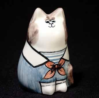 De Bethel sailor suit cat