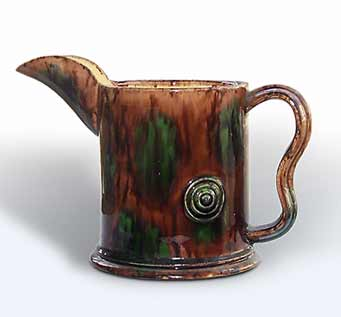 Walter Keeler toucan jug