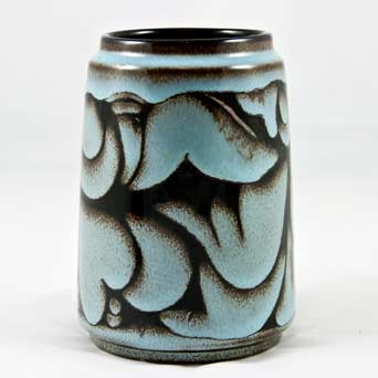 Poole Aegean vase