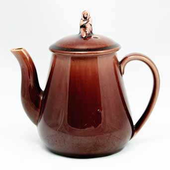 Old small Wedgwood teapot