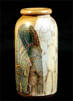 Crich cylindrical vase