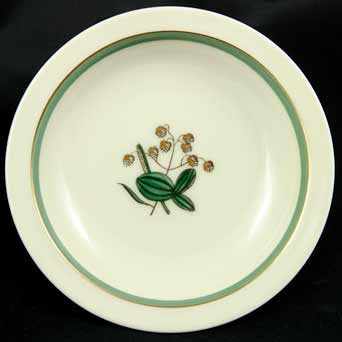 Royal Copenhagen tea items (saucer)