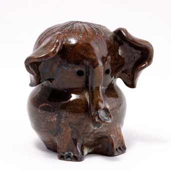 Briglin elephant moneybox